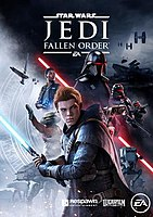 Picture of a game: Jedi Fallen Order