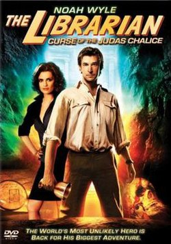 DVD cover of The Librarian- Curse of the Judas Chalice.jpg