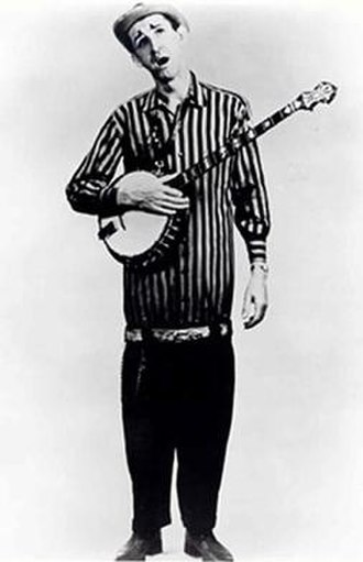 "David ""Stringbean"" Akeman - Image: David 'Stringbean' Akeman"