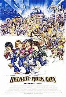 <i>Detroit Rock City</i> (film) 1999 film by Adam Rifkin