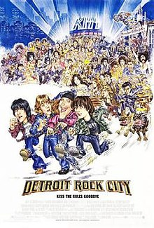 Image result for detroit rock city film
