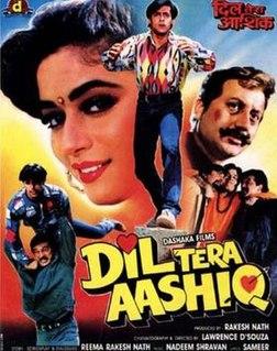 <i>Dil Tera Aashiq</i>