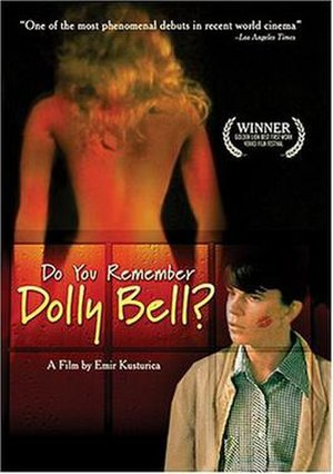 Do You Remember Dolly Bell? - Image: Do You Remember Dolly Bell Poster