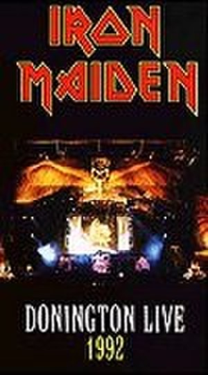 Live at Donington (Iron Maiden album) - Image: Donington Iron