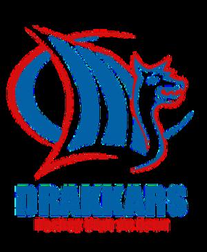 Drakkars de Caen - Image: Drakkars de Caen