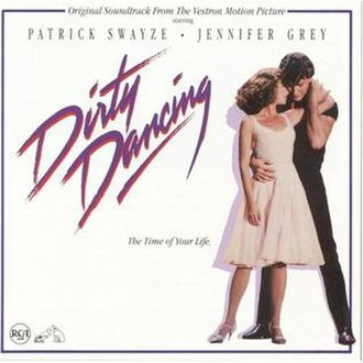 Dirty Dancing (soundtrack) - Image: Drtydancingsoundtrac k