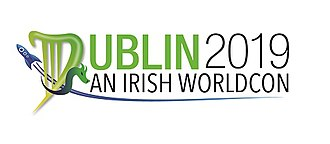 77th World Science Fiction Convention - Image: Dublin 2019 Worldcon logo