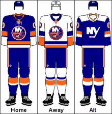 factory authentic c84eb a112a New York Islanders - Wikipedia
