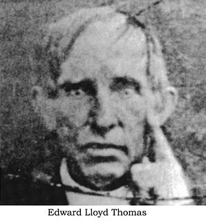 Edward Lloyd Thomas (surveyor) American surveyor
