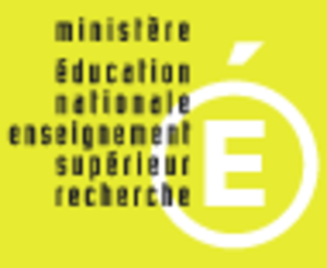 Education in France - Image: Education nationale logo