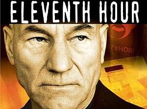 Eleventh Hour (UK TV series) - Image: Eleventh Hour DV Dartwork