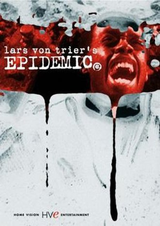 Epidemic (film) - Theatrical release poster