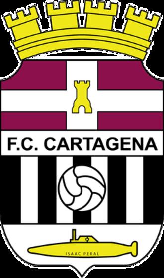 FC Cartagena - Cartagena crest