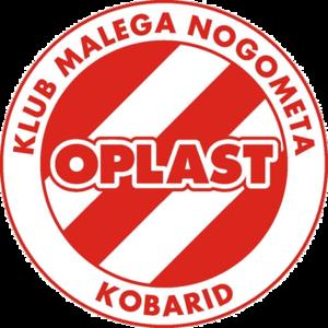 KMN Oplast Kobarid - Club crest