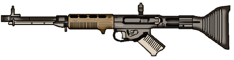 File:FG-42 Rifle.png