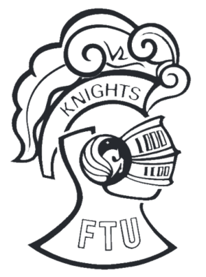 Central Florida Future - FTU Knights logo, ca. 1978