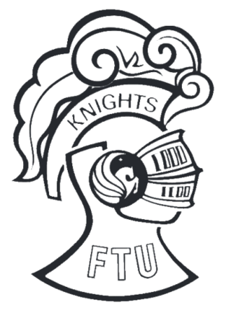 Central Florida Future - FTU Knights logo, ca. 1978