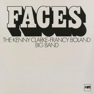 Faces (Clarke-Boland Big Band album) - Image: Faces (Clarke Boland Big Band album)