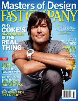 Fast Company - October 2009 cover of Fast Company