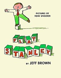 Flat Stanley book cover