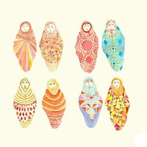 Mykonos (song) - Image: Fleet Foxes Mykonos Single Cover Art