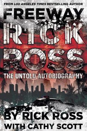 Freeway Rick Ross (book) - Image: Freeway Rick Ross book