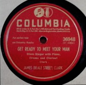Look on Yonder Wall - Image: Get Ready to Meet Your Man single cover