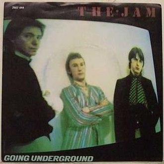 Going Underground - Image: Going Underground