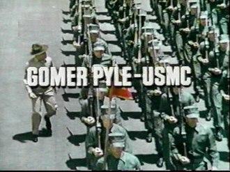 Gomer Pyle, U.S.M.C. - Gomer Pyle, U.S.M.C. title screen
