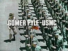 Gomer Pyle, U.S.M.C. - Wikipedia, the free encyclopedia