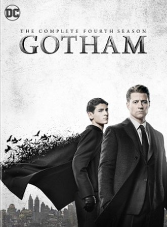 Gotham (season 4) - Home media cover art