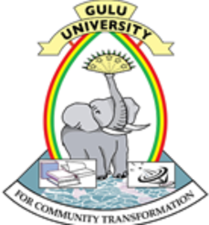Gulu University - Image: Gulu University logo