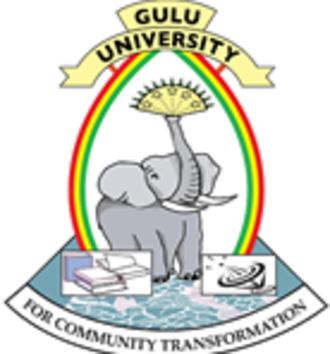Gulu University - Image: Gulu University logo