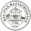 Official seal of Halifax, Massachusetts