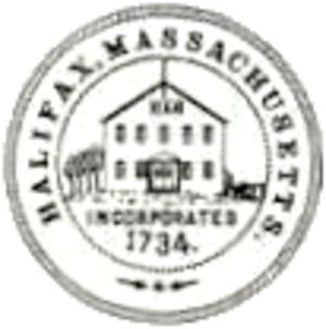 Halifax, Massachusetts - Image: Halifax Ma Seal