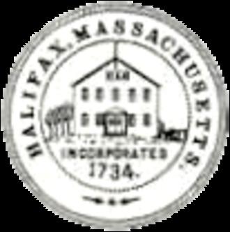 Halifax, Massachusetts - Image: Halifax Ma Seal