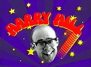 Harry Hill (TV series) - Title card (1997–2000)