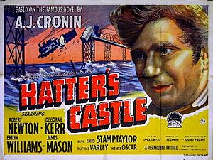 Hatter's Castle (film) - Image: Hatter's Castleposter