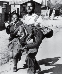 Hector Pieterson South African activist