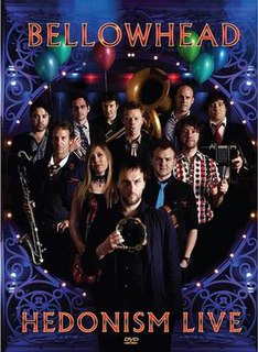 <i>Hedonism Live</i> 2011 video by Bellowhead