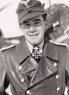 Heinz Schmidt (pilot) German World War II fighter pilot