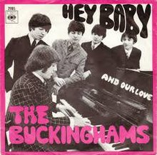 Hey Baby (They're Playing Our Song) - Buckinghams.jpg
