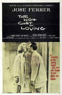 <i>The High Cost of Loving</i>