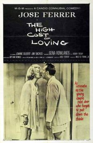 The High Cost of Loving - film poster