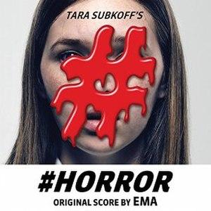 Horror (2015 film) - Image: Horror Soundtrack Cover