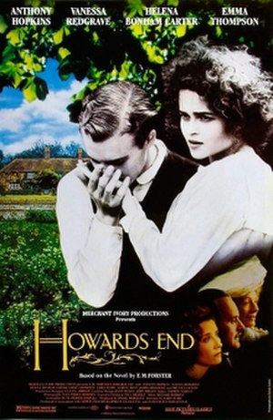 Howards End (film) - Theatrical release poster