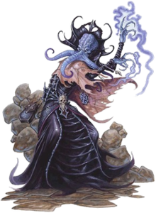 Illithid - Wikipedia