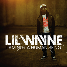 I Am Not a Human Being - Wikipedia, the free encyclopedia