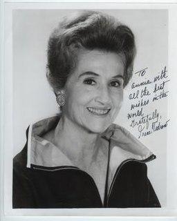 Irene Tedrow actress (1907-1995)