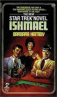 <i>Ishmael</i> (<i>Star Trek</i>) novel by Barbara Hambly